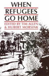 bokomslag When Refugees Go Home