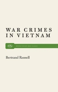 bokomslag War Crimes in Vietnam