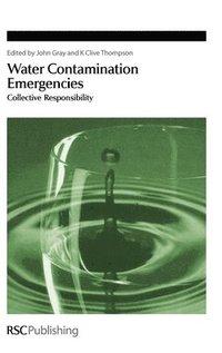 bokomslag Water Contamination Emergencies