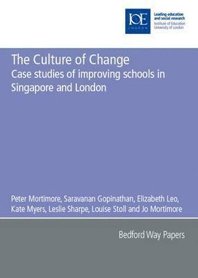 The Culture of Change 1