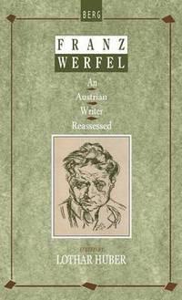 bokomslag Franz Werfel