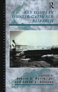 bokomslag Key Issues in Hunter-Gatherer Research