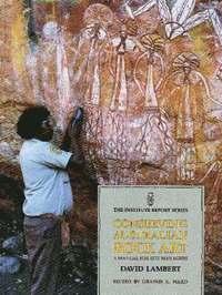 bokomslag Conserving Australian Rock Art