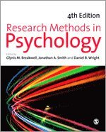 bokomslag Research Methods in Psychology