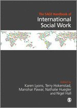 bokomslag The SAGE Handbook of International Social Work