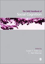 bokomslag The SAGE Handbook of Social Cognition