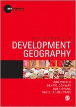 bokomslag Key Concepts in Development Geography