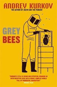 bokomslag Grey Bees