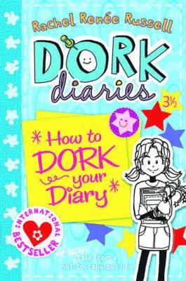 bokomslag Dork Diaries 3 1/2: How to Dork Your Diary