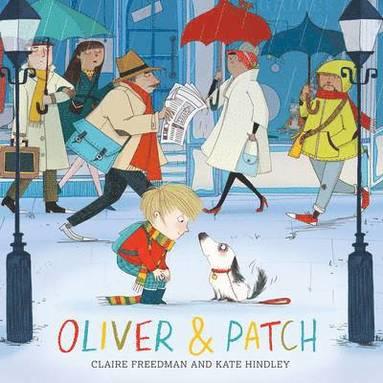 bokomslag Oliver and Patch