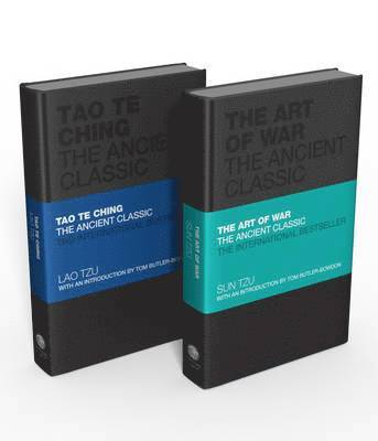 bokomslag The Ancient Classics Collection: The Art of War &; Tao Te Ching