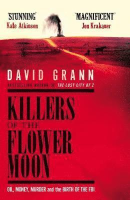 bokomslag Killers of the Flower Moon