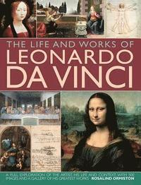 bokomslag Life and Works of Leonardo Da Vinci