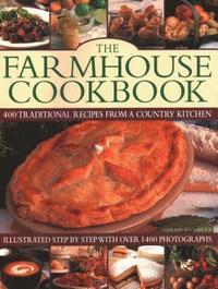 bokomslag The Farmhouse Cookbook