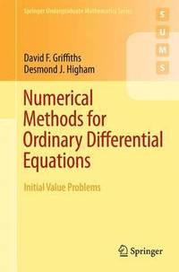 bokomslag Numerical Methods for Ordinary Differential Equations