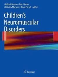 bokomslag Children's Neuromuscular Disorders