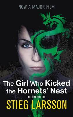 bokomslag The Girl who Kicked the Hornets' Nest (Film Tie-In)