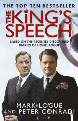 bokomslag Kings speech - based on the recently discovered diaries of lionel logue
