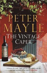 bokomslag The Vintage Caper