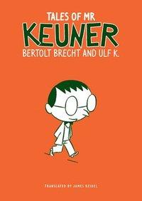 bokomslag Tales of Mr. Keuner