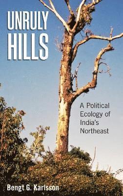 bokomslag Unruly Hills: A Political Ecology of India's Northeast