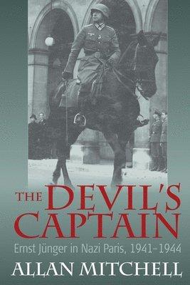 bokomslag Devils captain - ernst ja1/4nger in nazi paris, 1941-1944