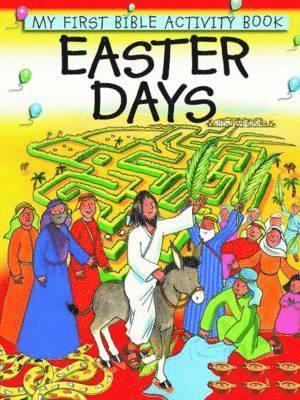 bokomslag Easter Days