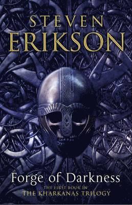 bokomslag Forge of darkness - epic fantasy: kharkanas trilogy 1