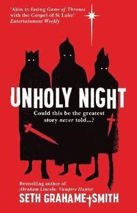 bokomslag Unholy Night