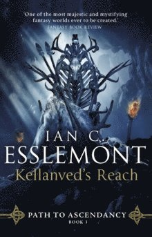 bokomslag Kellanved's Reach: Path to Ascendancy Book 3