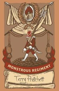 bokomslag Monstrous regiment - (discworld novel 31)