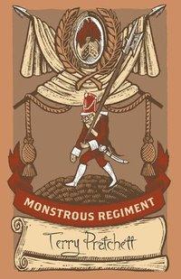 bokomslag Monstrous regiment - (discworld novel 31)