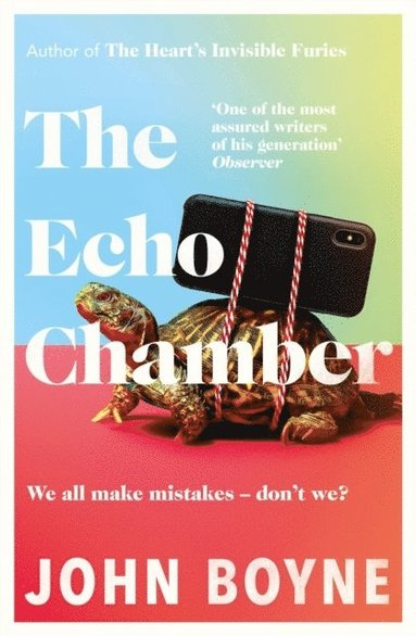 bokomslag The Echo Chamber
