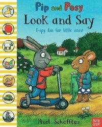 bokomslag Pip and Posy: Look and Say