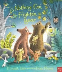 bokomslag Nothing Can Frighten A Bear