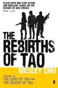 bokomslag The Rebirths of Tao