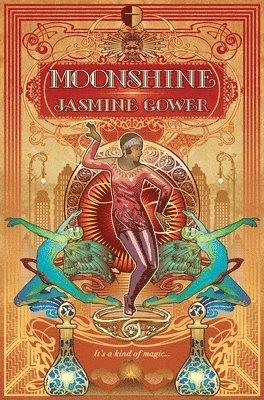 bokomslag Moonshine