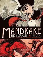 bokomslag Mandrake the Magician, The Hidden Kingdom of Murderers
