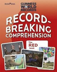 bokomslag Record Breaking Comprehension Red Book