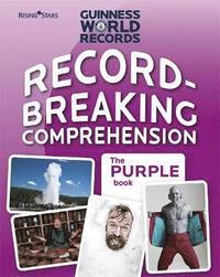 bokomslag Record Breaking Comprehension Purple Book