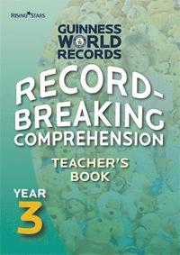 bokomslag Record Breaking Comprehension Year 3 Teacher's Book