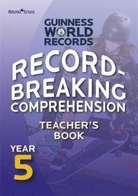 bokomslag Record Breaking Comprehension Year 5 Teacher's Book