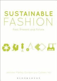 bokomslag Sustainable Fashion