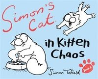 bokomslag Simon's Cat in Kitten Chaos