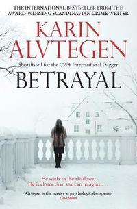 bokomslag Betrayal