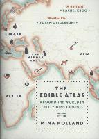 bokomslag The Edible Atlas