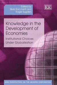 bokomslag Knowledge in the Development of Economies
