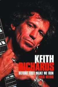 bokomslag Keith Richards: Before They Make Me Run