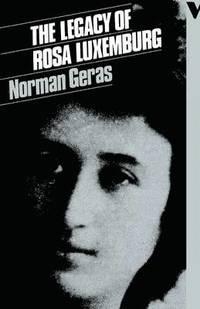 bokomslag The Legacy of Rosa Luxemburg