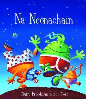 bokomslag Na Neonachain